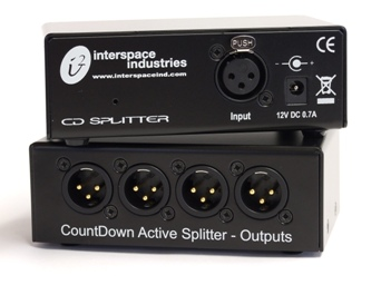 9d12a79e975 CD Splitter - Interspace Industries