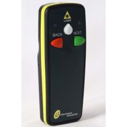 2-Button Wireless Remote Control with Laser